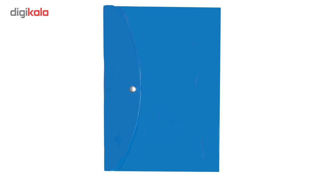 پوشه دکمه دار کد 108سایز A4 بسته 10عددی main 1 1