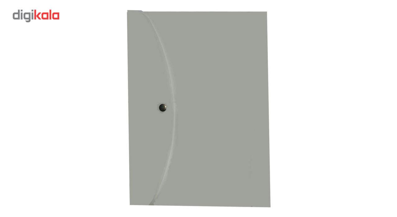 پوشه دکمه دار کد 108سایز A4 بسته 10عددی main 1 3