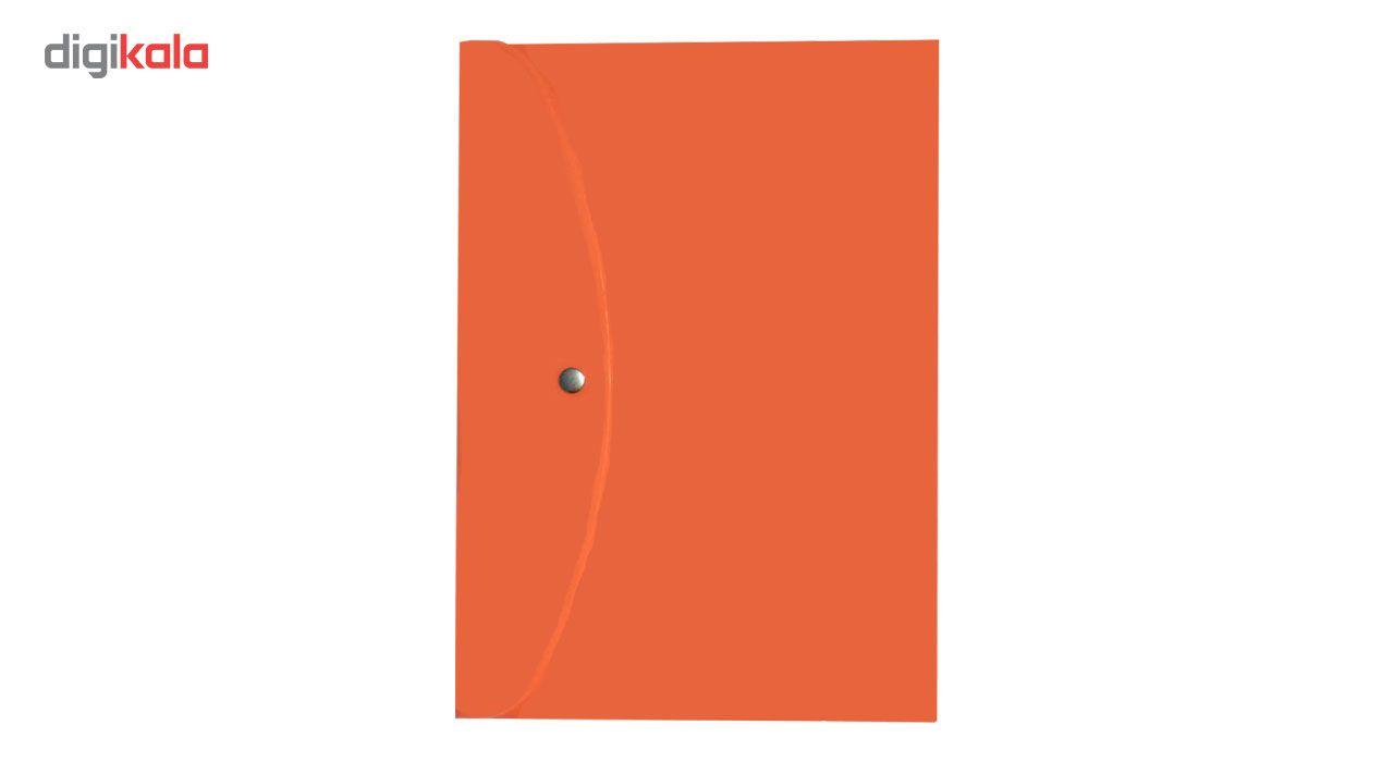 پوشه دکمه دار کد 108سایز A4 بسته 10عددی main 1 4