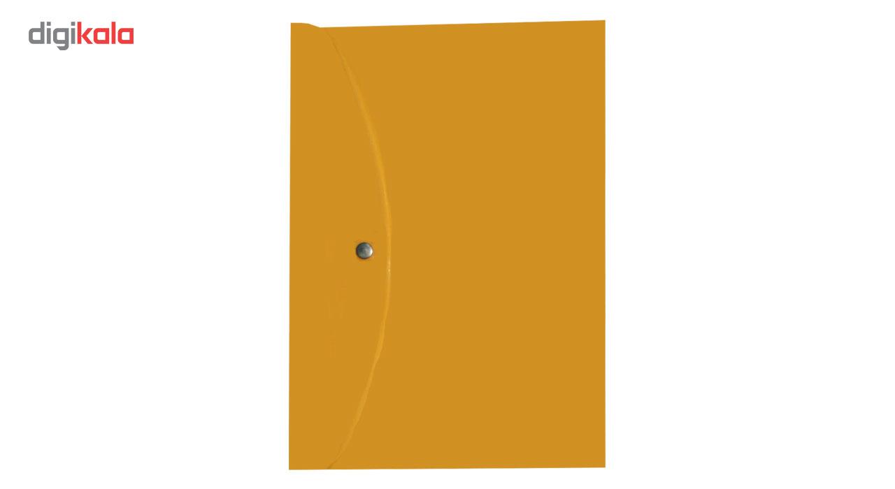پوشه دکمه دار کد 108سایز A4 بسته 10عددی main 1 5