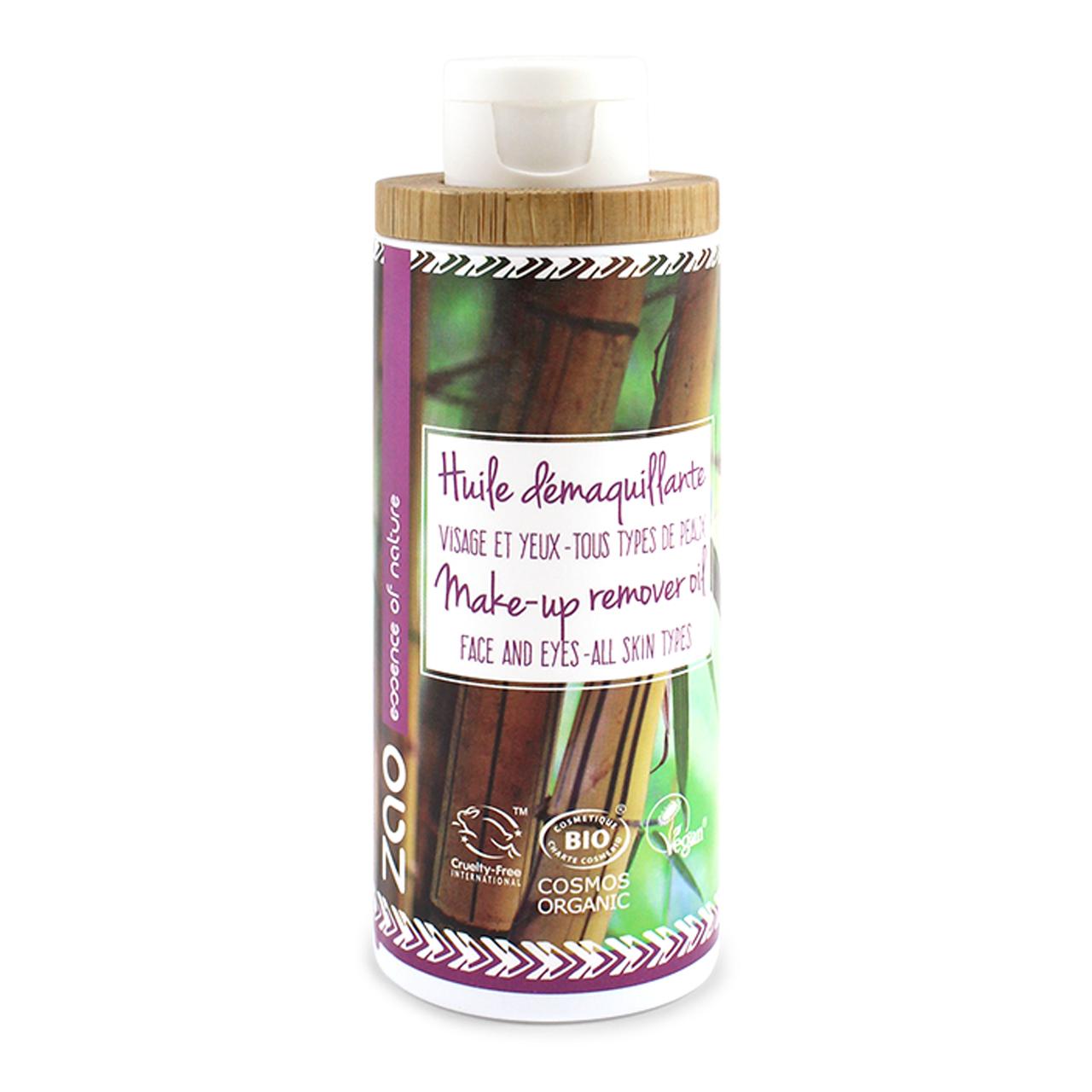 روغن پاک کننده آرایش و تقویتی زاو مدل روغنهای طبی 100میلی لیتر شماره 691