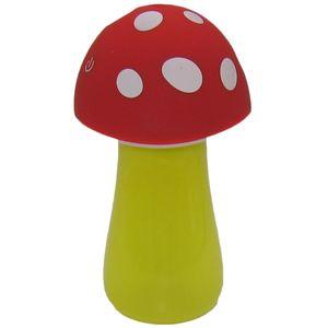 بخور سرد پرتابل چراغدار مدل قارچی