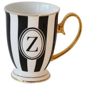 ماگ بامبی داک طرح راه راه مدل Letter Z