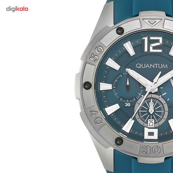 ساعت مچی عقربه ای مردانه کوانتوم مدل PWG373.399