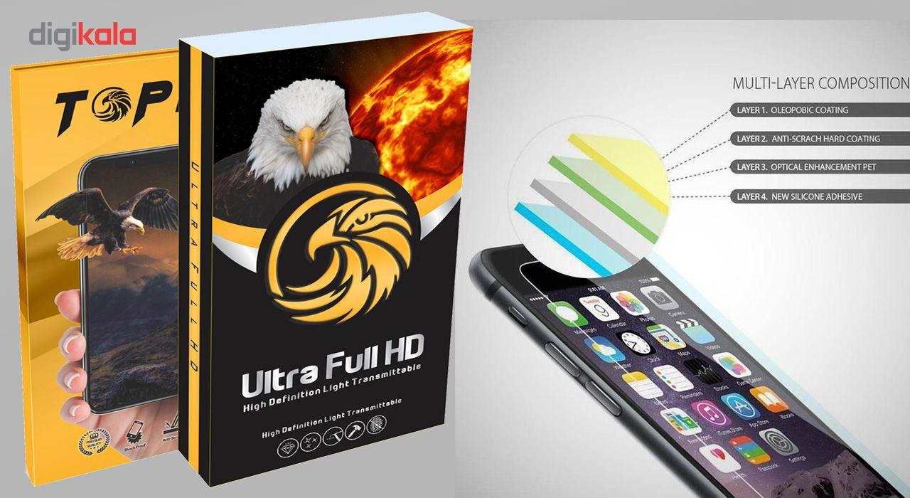 محافظ صفحه نمایش تاپیکس مدل Ultra Full HD مناسب برای اپل 6/6s Plus main 1 3