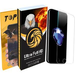 محافظ صفحه نمایش تاپیکس مدل Ultra Full HD مناسب برای اپل iPhone 7 / 8