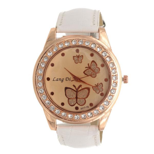 ساعت مچی عقربه ای زنانه لانگ دی مدل LD1457