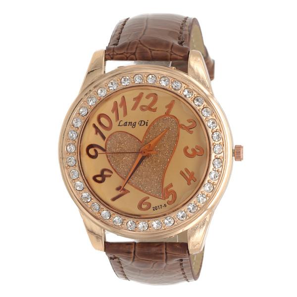 ساعت مچی عقربه ای زنانه لانگ دی مدل LD1459
