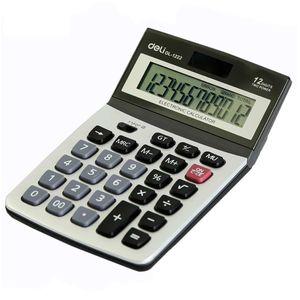 ماشین حساب رومیزی دلی مدل E1222