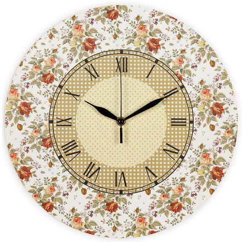 ساعت دیواری آرام مدل هنرکار SD1001