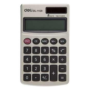 تصویر ماشین حساب دلی مدل 1120 Deli 1120 Calculator