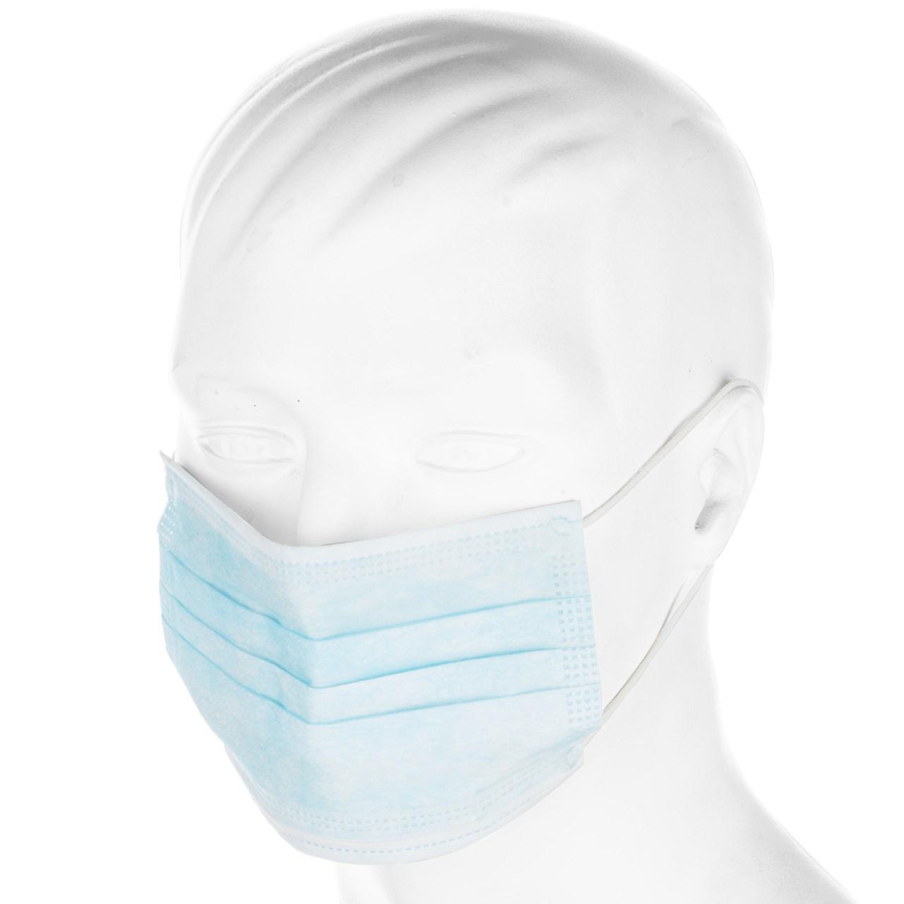 خرید                     ماسک تنفسی  بست مدل بسته 50 عددی