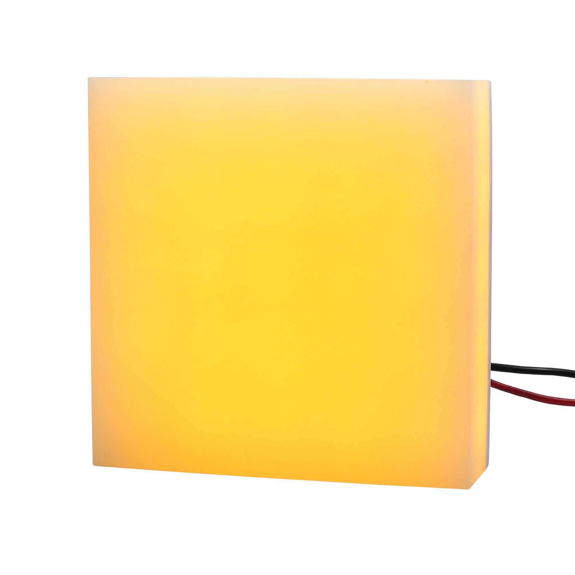 چراغ پارکی مدل RGB 15CM