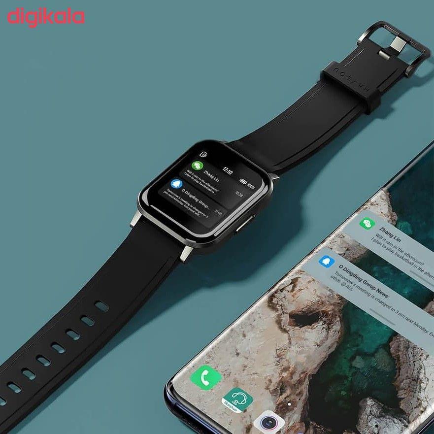 ساعت هوشمند هایلو مدل LS02 Global Version main 1 11