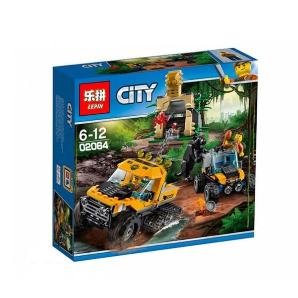 ساختنی لپین مدل Cities 02064