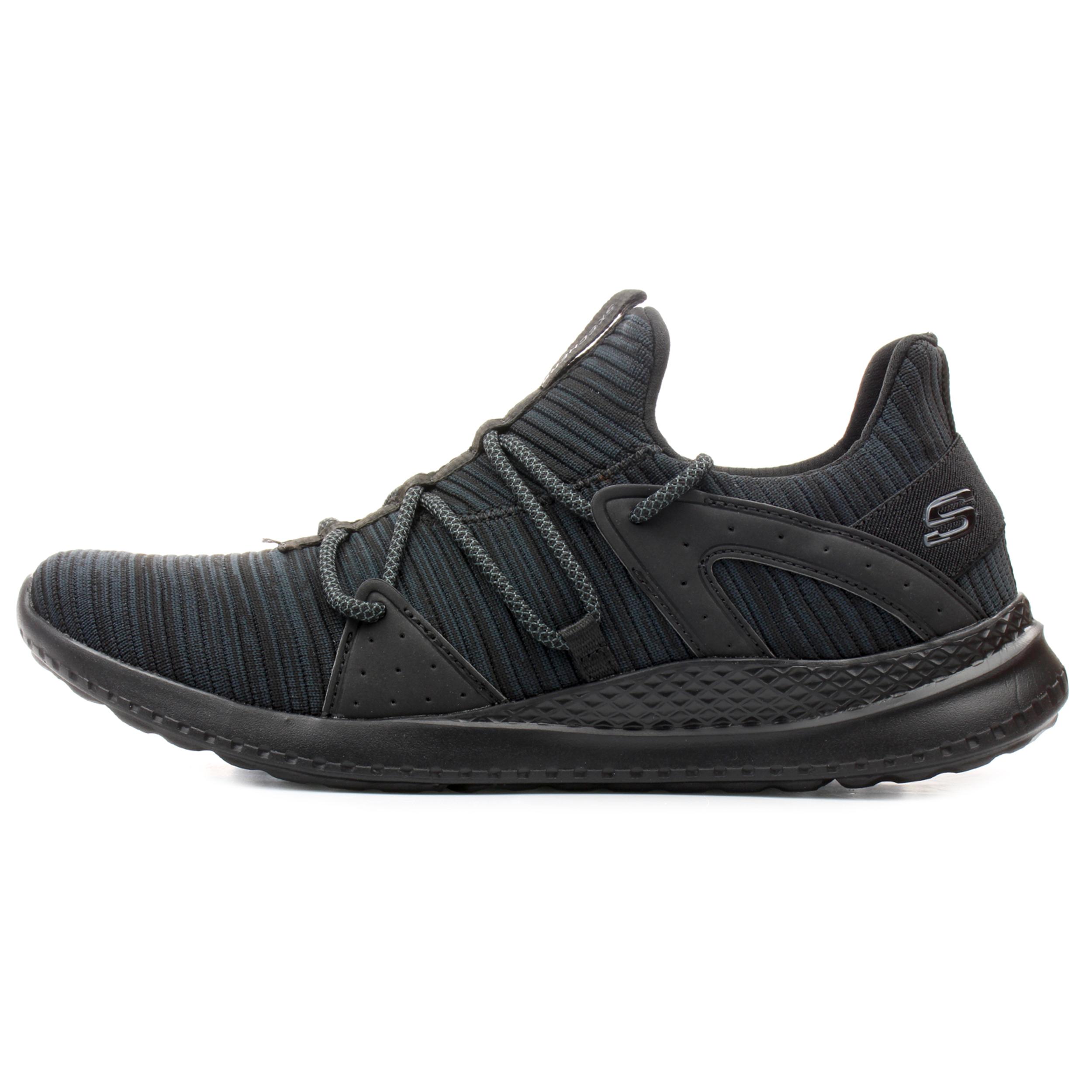 کفش مخصوص پیاده روی مردانه اسکچرز مدل  MIRACLE 51859BBK