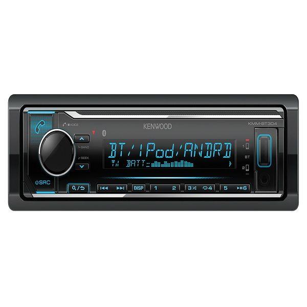 پخش کننده خودرو کنوود مدل KDC-X400 | Kenwood KDC-X400 Car Audio