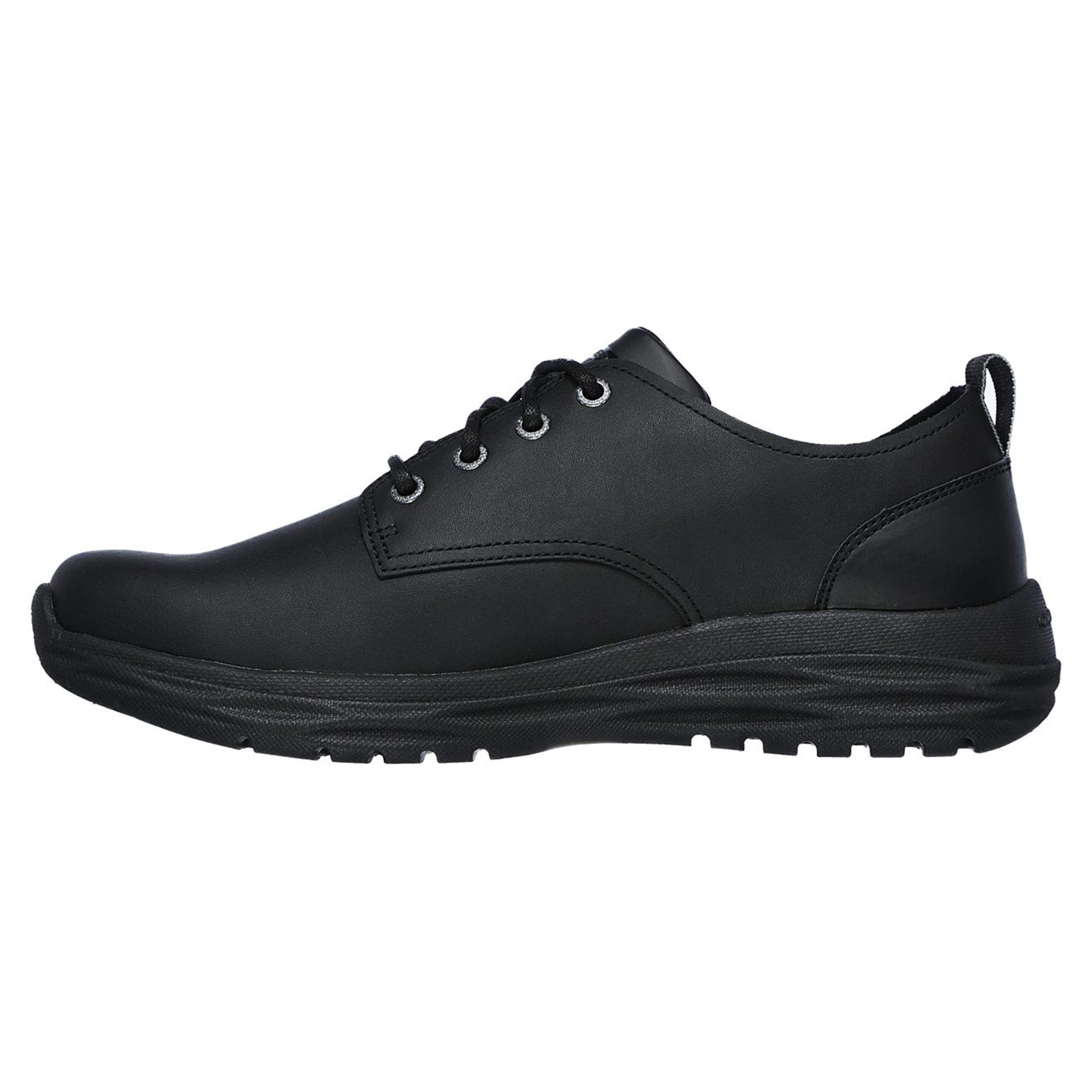 کفش مخصوص پیاده روی مردانه اسکچرز مدل MIRACLE 65764BLK