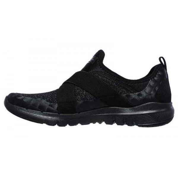 کفش مخصوص پیاده روی زنانه اسکچرز مدل  MIRACLE 13065BBK