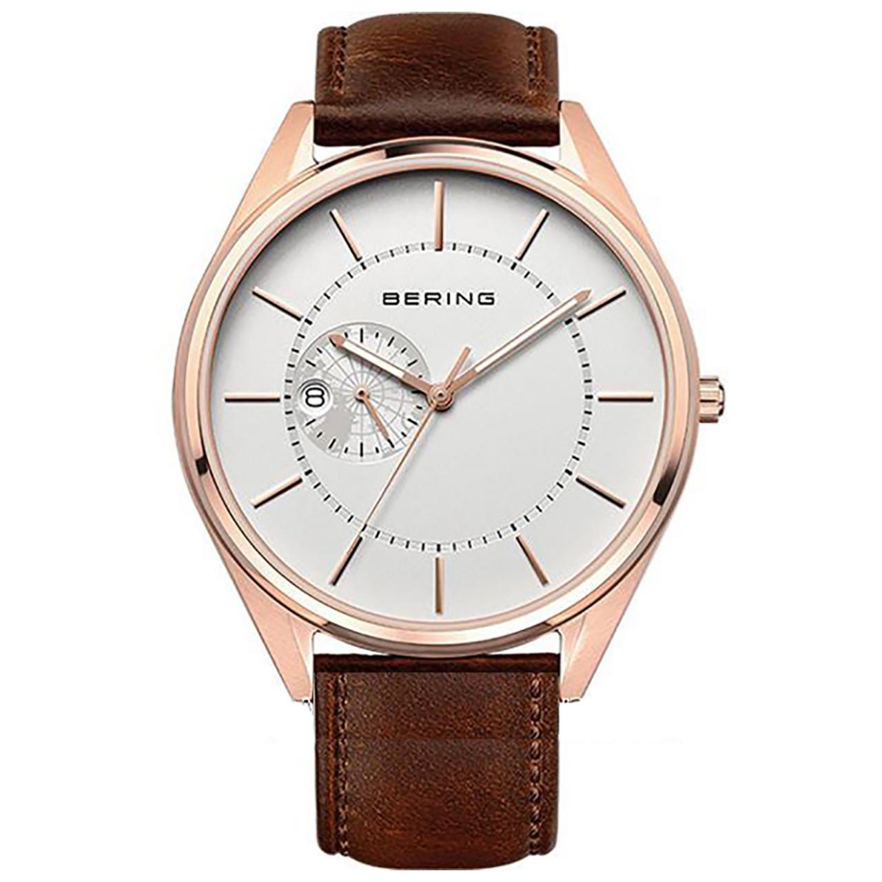 ساعت مچی عقربه ای مردانه برینگ مدل B16243-564