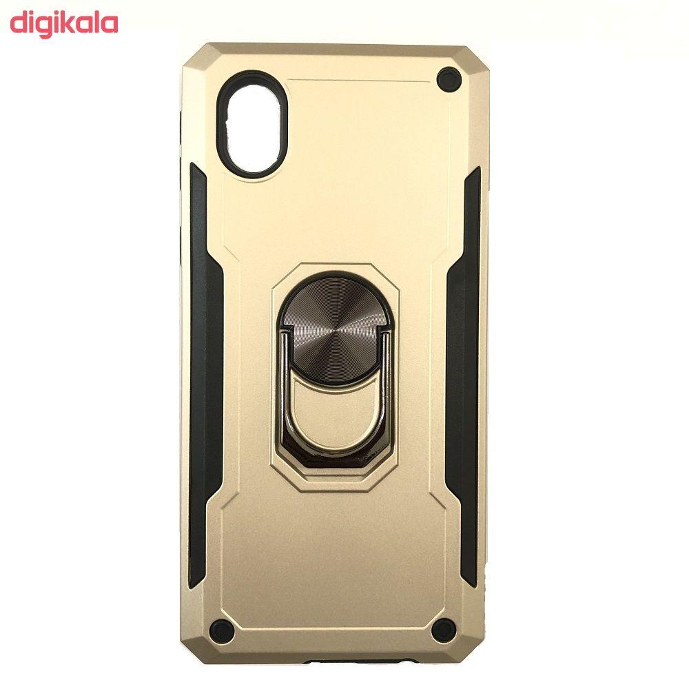 کاور مدل STND-01  مناسب برای گوشی موبایل سامسونگ Galaxy A01 Core main 1 3