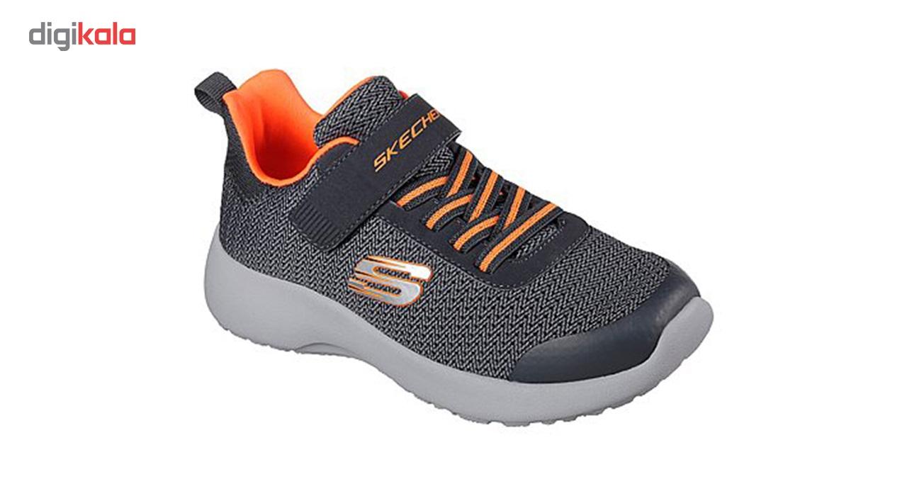 کفش مخصوص پیاده روی بچه گانه اسکچرز مدل MIRACLE 97770L-CCOR