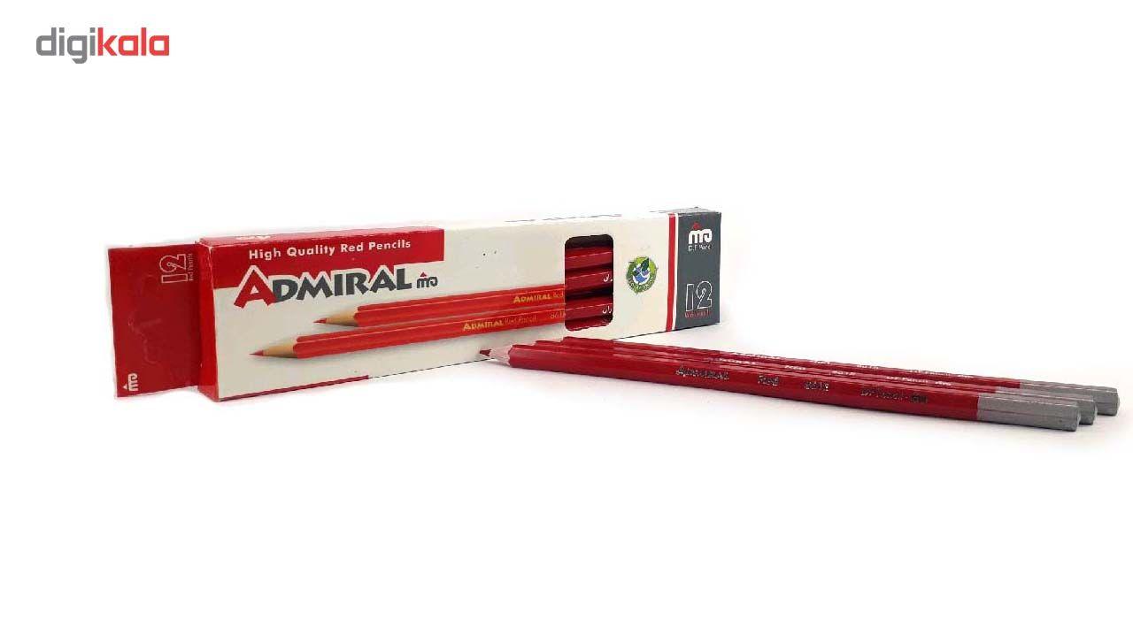 مداد آدمیرال بسته 12 عددی main 1 1
