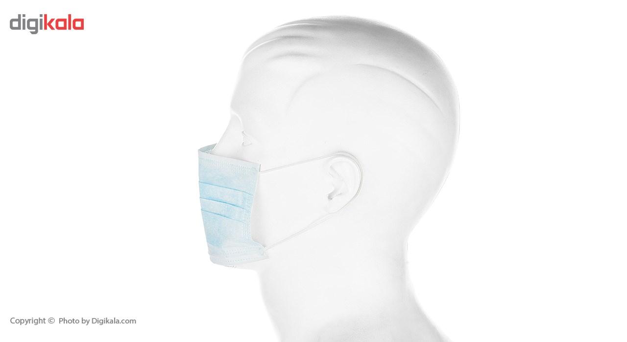 ماسک تنفسی  بست مدل بسته 50 عددی