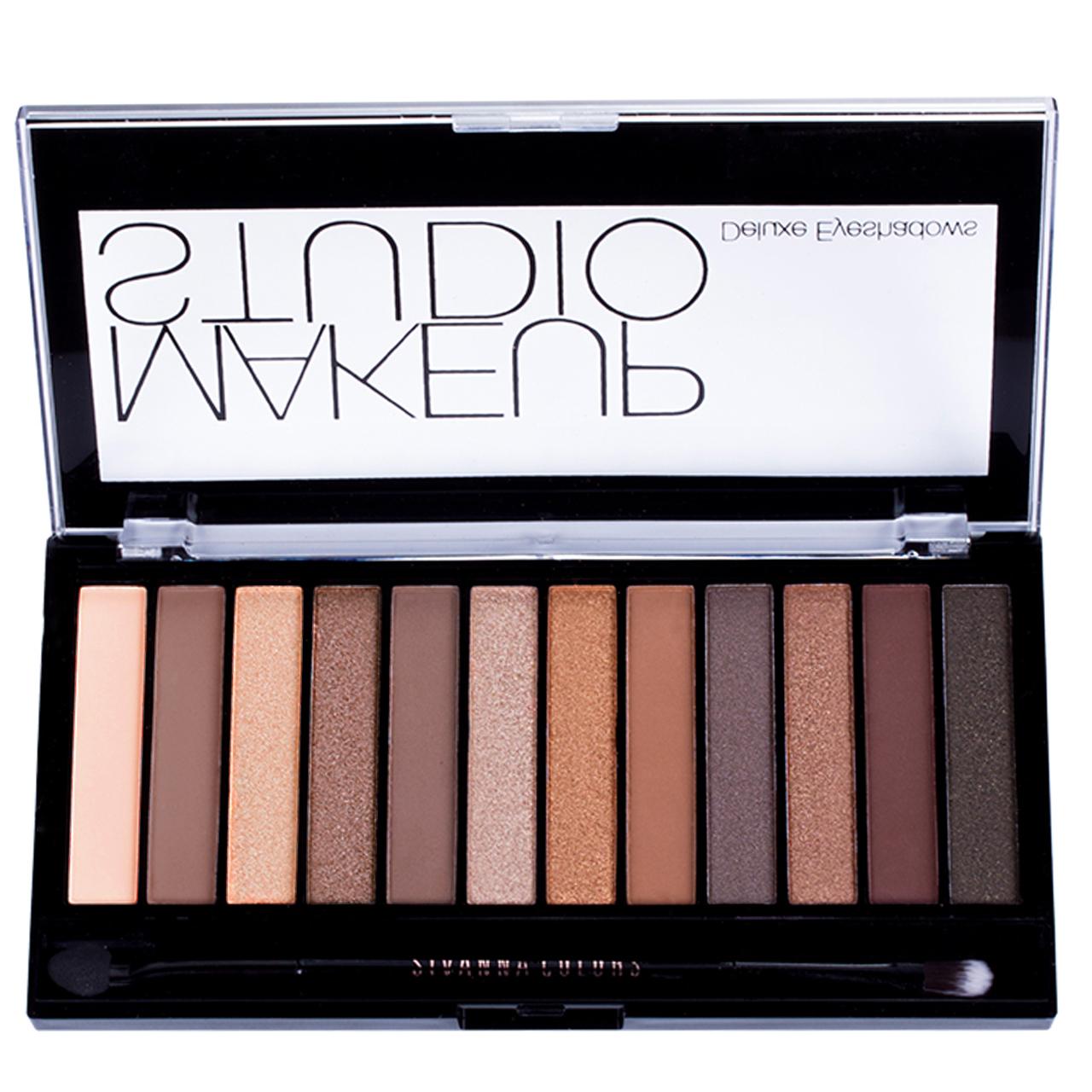 خرید                                      سایه چشم سیوانا کالر مدل Makeup Studio