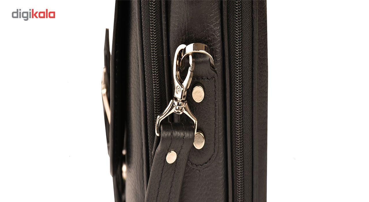 کیف اداری چرم طبیعی کهن چرم مدل L141 main 1 6