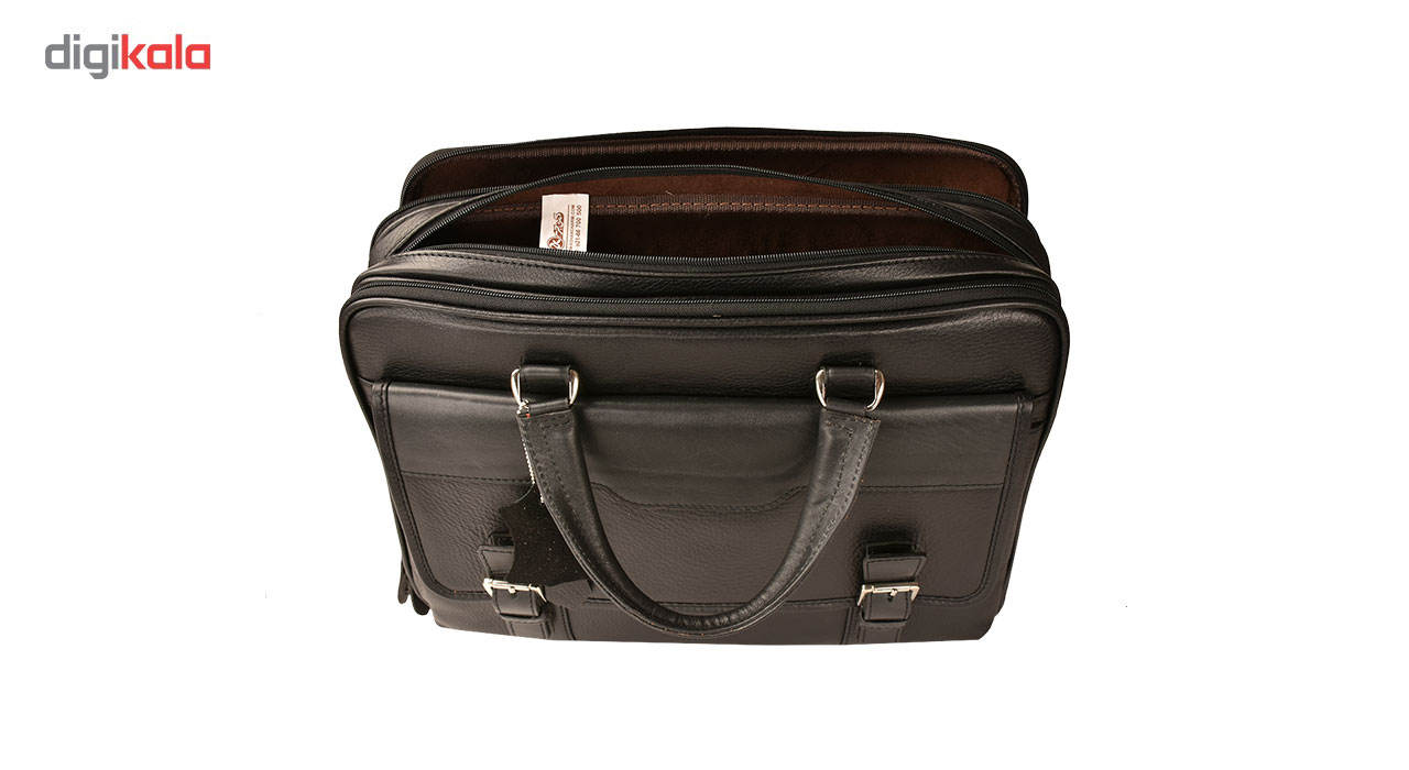 کیف اداری چرم طبیعی کهن چرم مدل L141 main 1 13