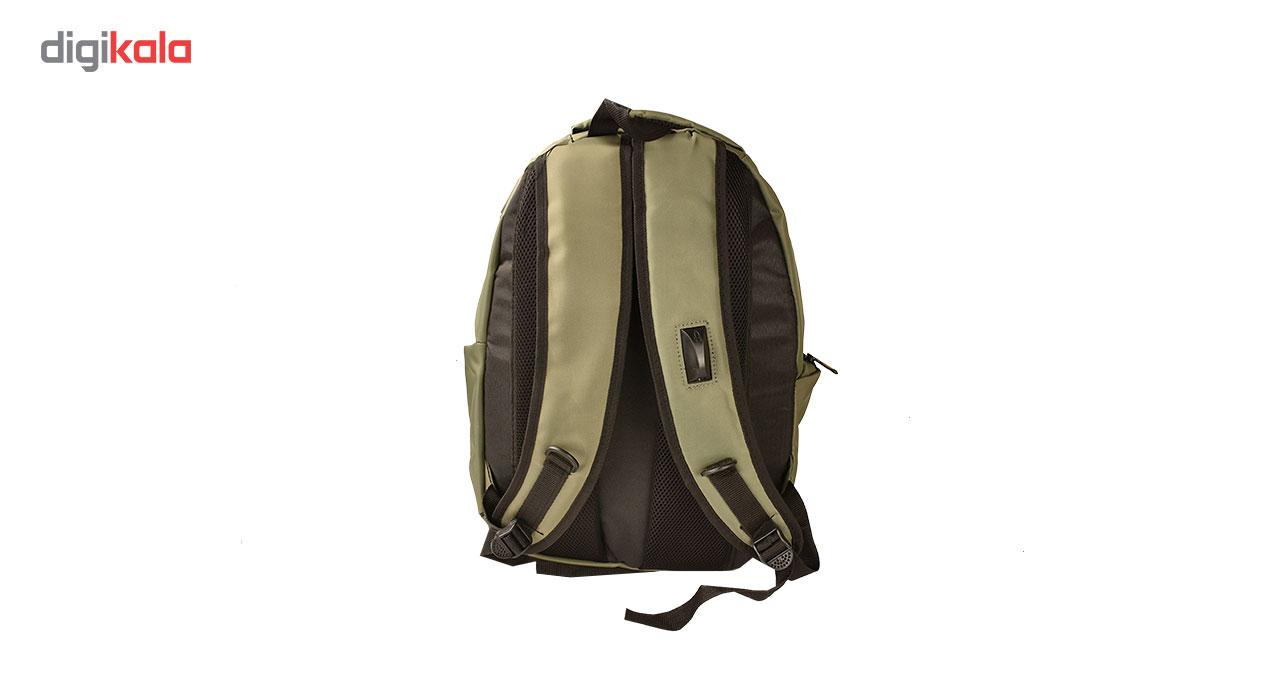 کوله پشتی لپ تاپ پارینه مدل SP125-9 مناسب برای لپ تاپ 15 اینچ