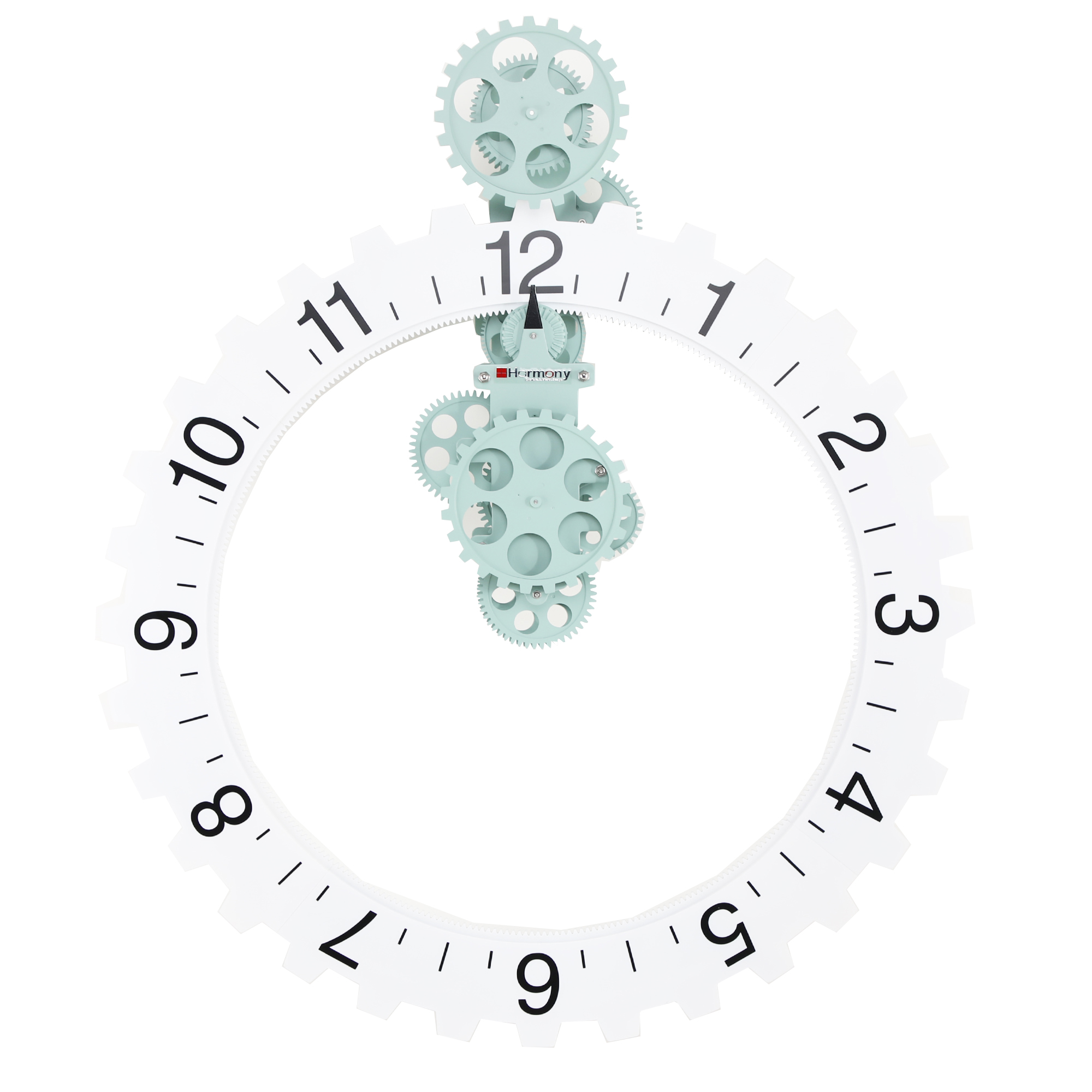 ساعت دیواری هارمونی مدل HY07GEAR005