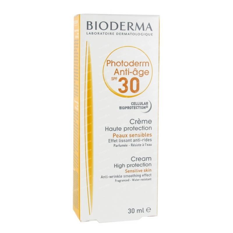 قیمت ضد آفتاب ضد چروک بایودرما SPF30