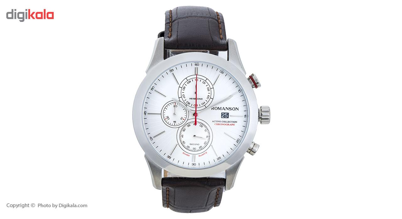 خرید ساعت مچی عقربه ای مردانه رومانسون مدل AL6A07HMNWA1R5