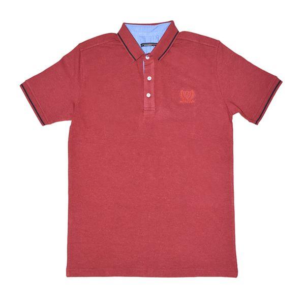 پولوشرت آستین کوتاه مردانه مدل Red