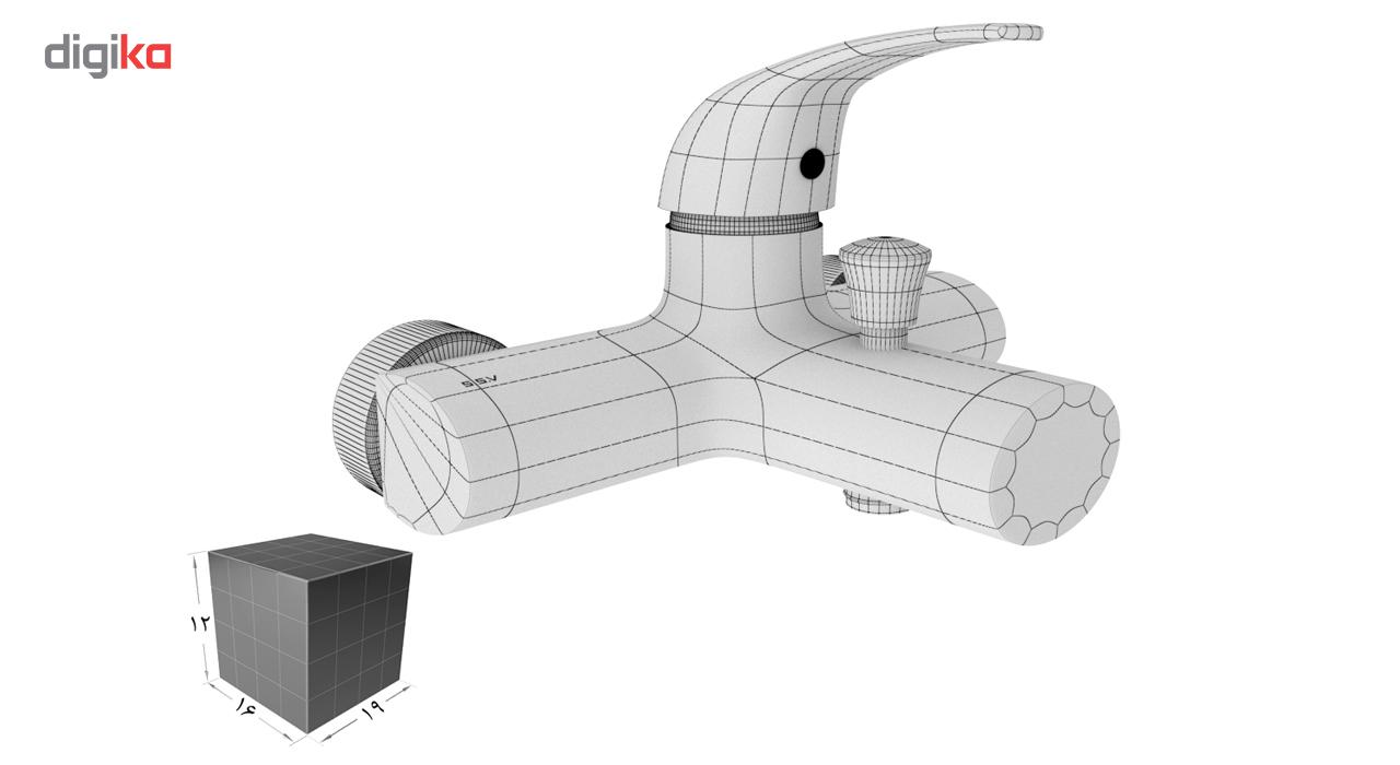 شیر حمام اس اس وی مدل ویدا
