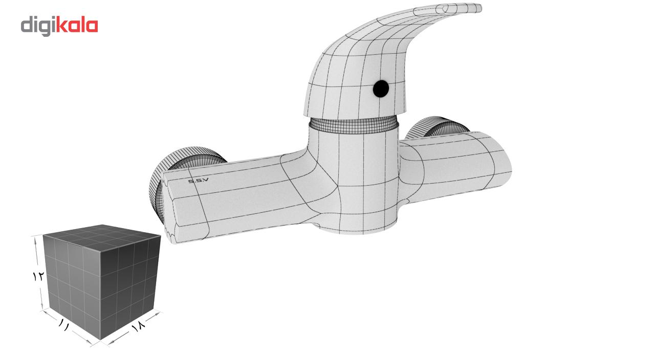 شیر سرویس بهداشتی اس اس وی مدل ویدا