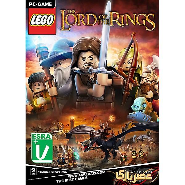 بازی کامپیوتری Lego The Lord Of The Rings