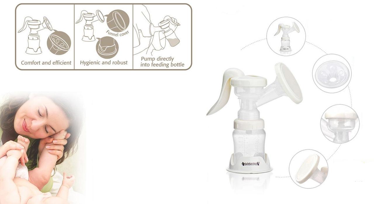 شیردوش دستی بی بی سیل Babisil مدل BS4963
