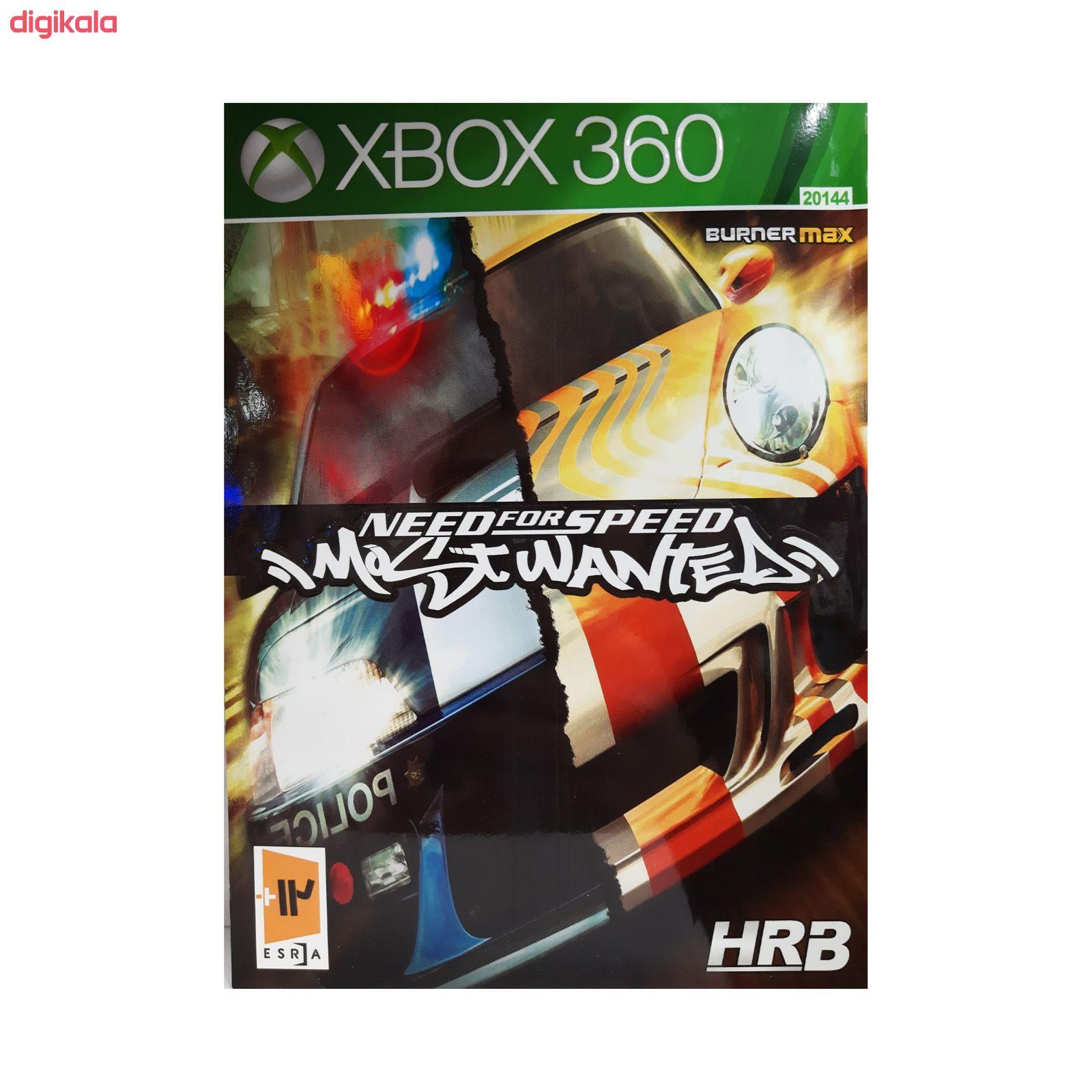 بازی Need for speed most wanted مخصوص xbox 360 main 1 1