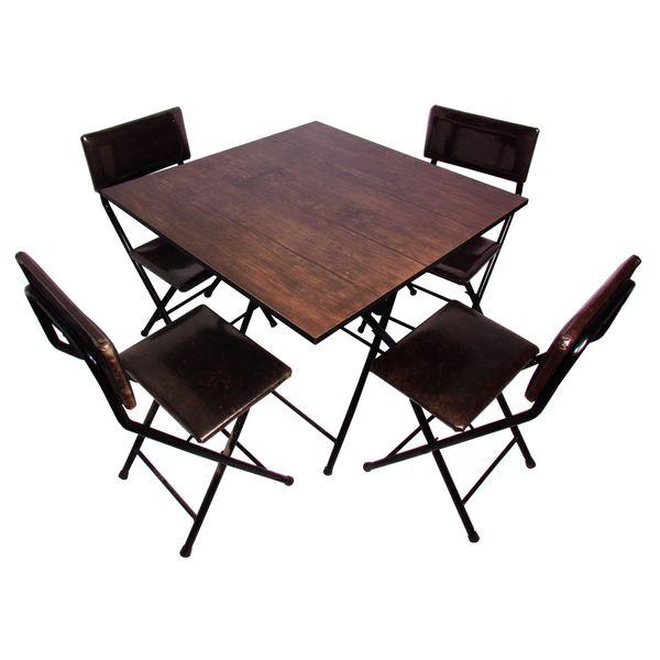 میز و صندلی سفری میزیمو مدل تاشو کد 5301