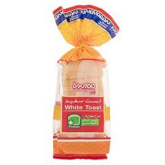 تست سفید پرونان نان آوران مقدار 500 گرم