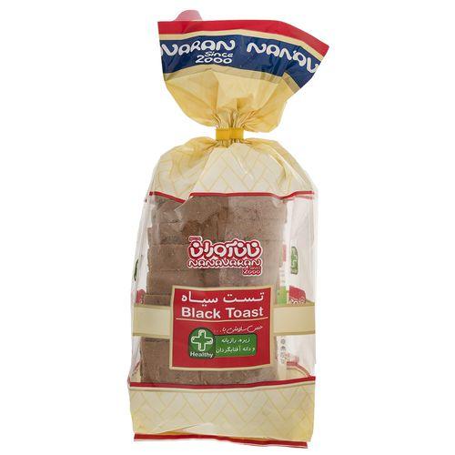 تست سیاه نان آوران مقدار 270 گرم