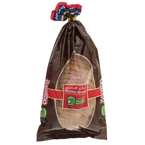 نان جو نان آوران مقدار 280 گرم