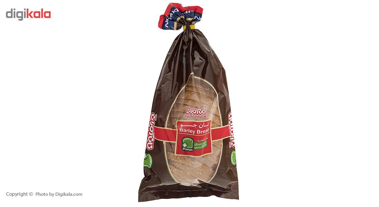 نان جو نان آوران مقدار 280 گرم main 1 3