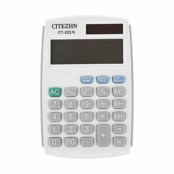 ماشین حساب سیتیزن مدل CT-222N