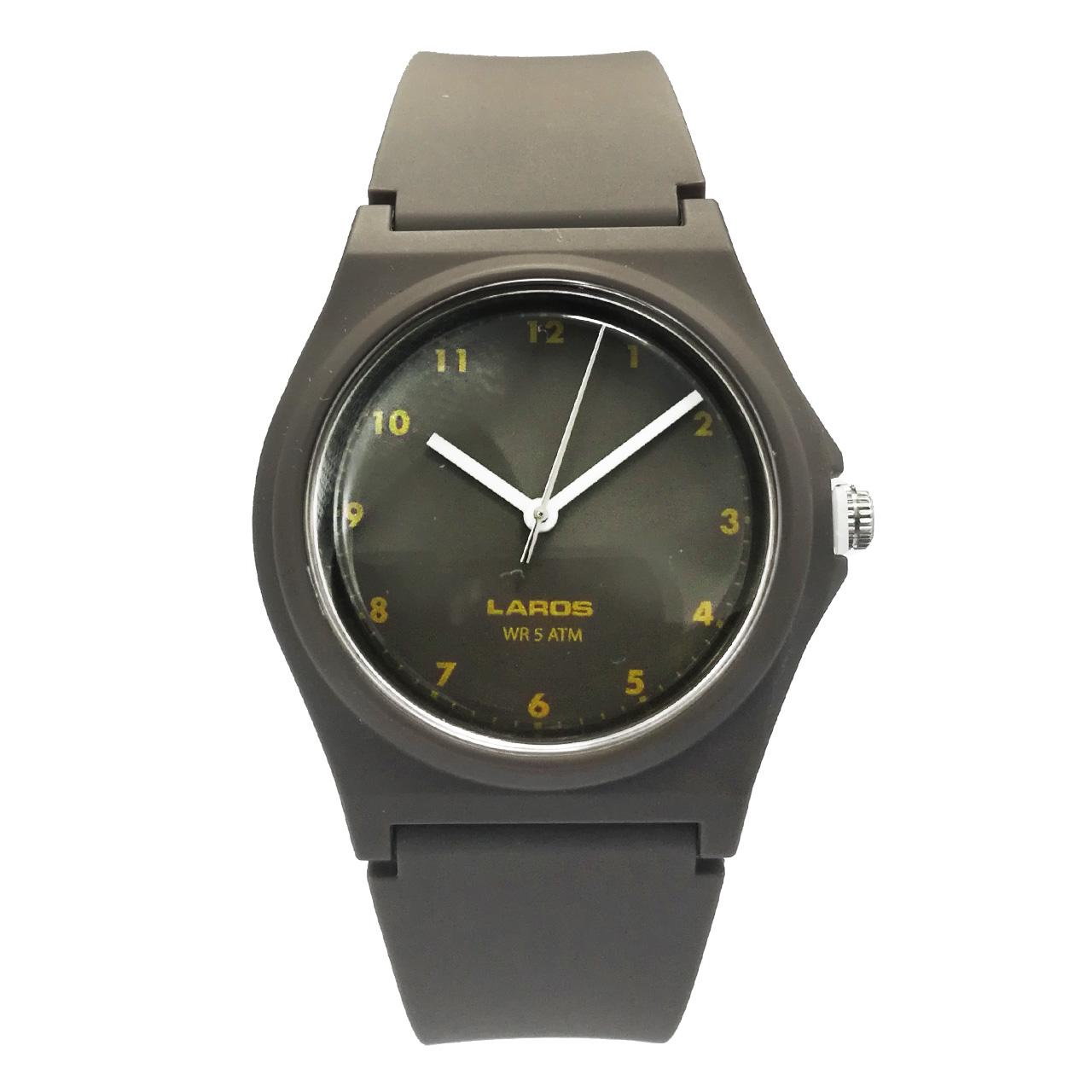 ساعت مچی عقربه ای لاروس مدل 1117-aq103 32