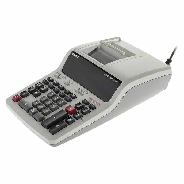 ماشین حساب کاسیو مدل DR-270TM