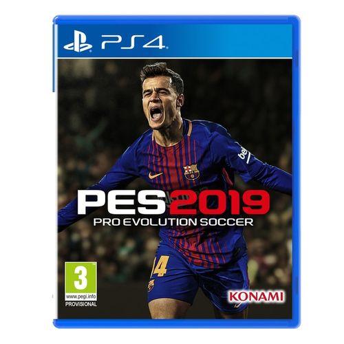 بازی PES 2019 مخصوص PS4